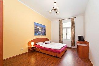 Geräumige Appartement für 5