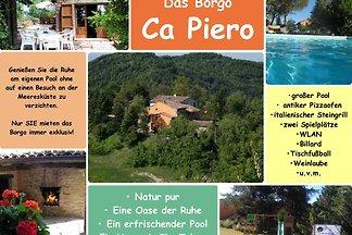 Ferienhaus Ca Piero bis 12 Personen