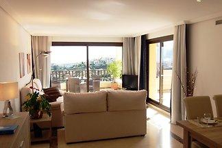 Penthouse Apartment / Meerblickim