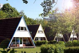 Nurdachhaus im Dampland an der