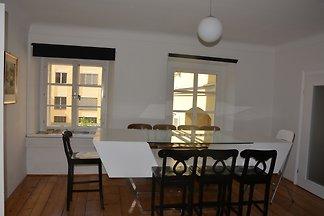 Apartment für 8 Personen, ruhig