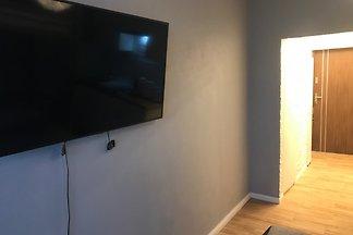 Meerblick Appartement Hochbett