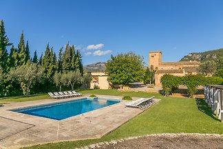 Historical house Mallorca pool wifi