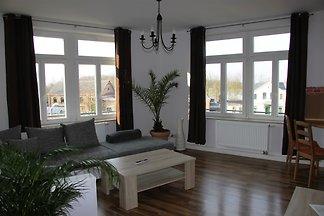 Apartment mit Schlafzimmer
