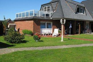 Haus Nordseemelodie Wohnung 4