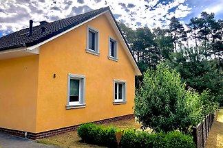 Ferienhaus Urlaub am Pälitzsee