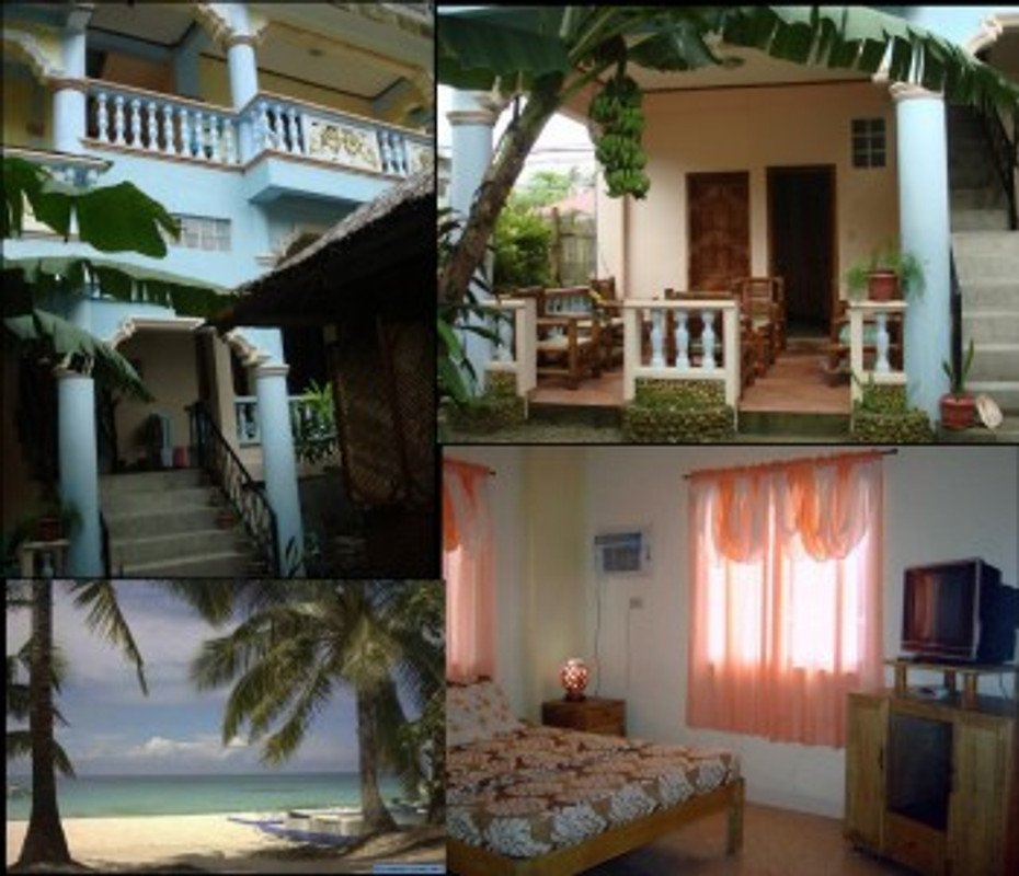 ocean breeze inn boracay ferienhaus in boracay island mieten