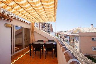 Edf. Girasol, luxes Penthouse