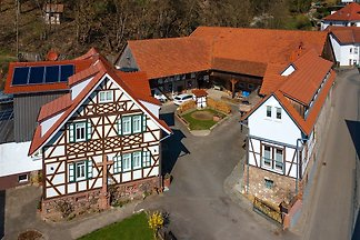 das Ferienhaus im Weschnitztal