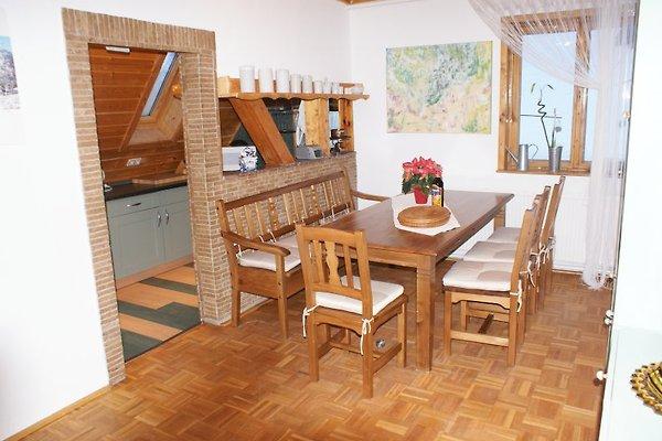 Wohnküche mit Kochnische