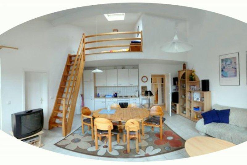 Schöne und gemütliche Wohnung