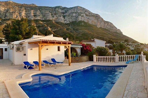 Ferienhaus Casa Yasmin in Denia - Bild 1