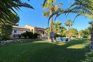 Luxus Villa St Raphael mit  pool