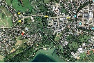 Neubrandenburg-Wasser/Natur/Zentrum