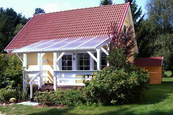Haus am See, Mecklenburg en Warin -  1