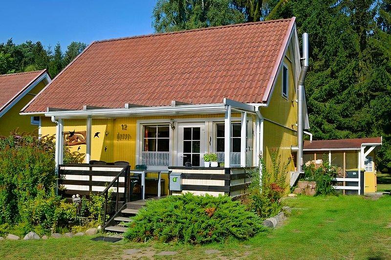 Ferienhaus am Glammsee in Warin - immagine 2