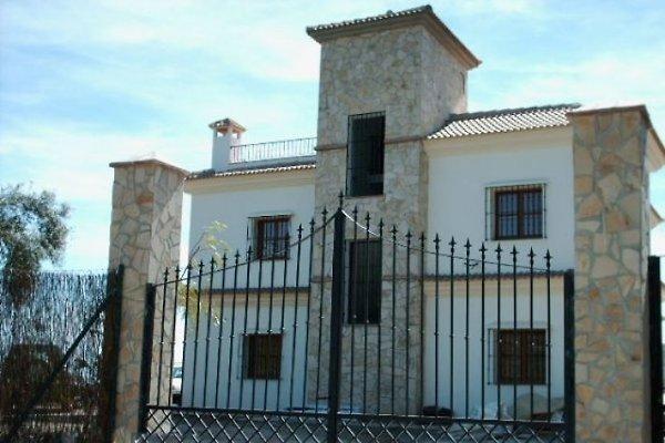 Villa Las Palomeras in Comares - Bild 1