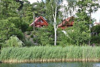 Ferienhaus direkt am Kastavensee