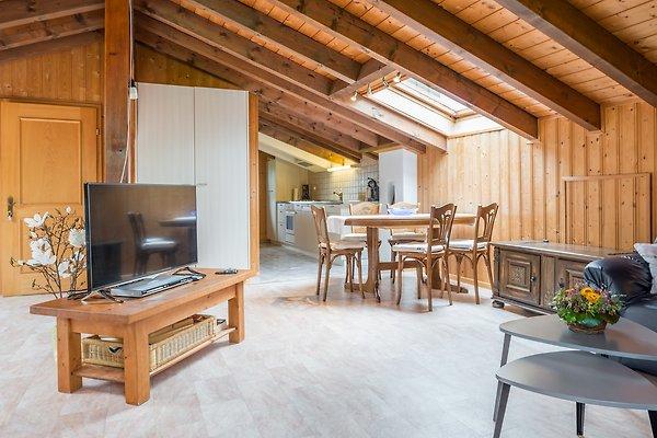 Birrenhof- Dachwohnung en Engelberg - imágen 1