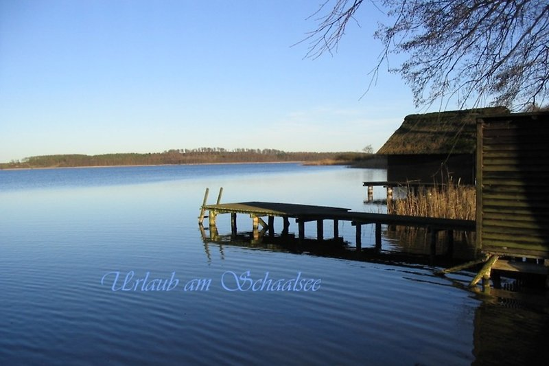 Urlaub am Schaalsee