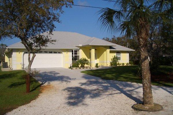 ManasotaBeach Sunshine Villa  à Englewood - Image 1