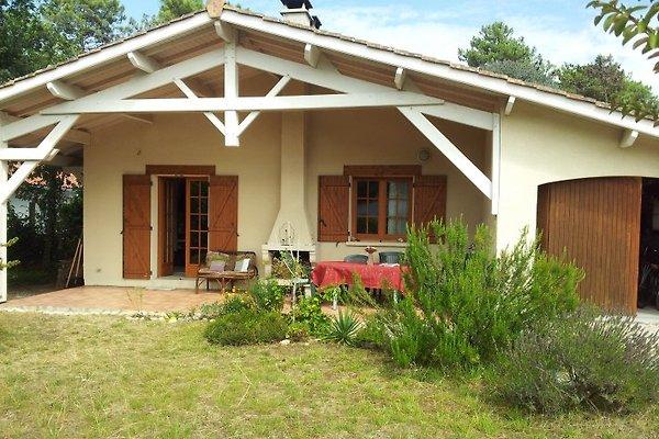 Villa Lavierose en Montalivet -  1