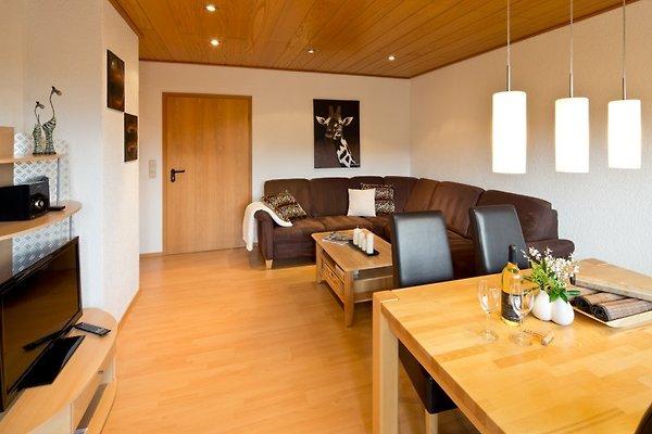 FeWo am-edersee 3. Wohnung in Edertal - Bild 1