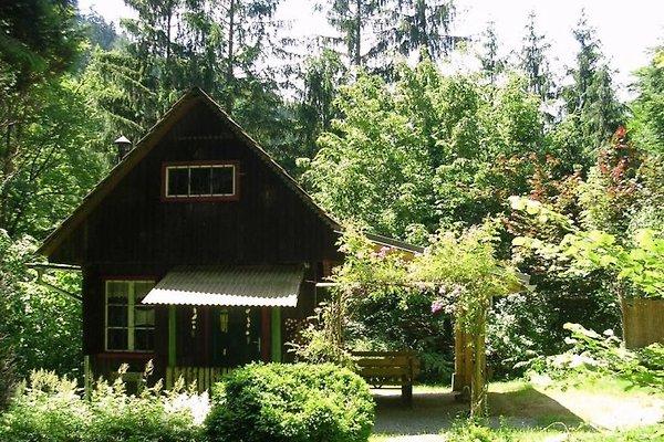 Häuserl im Wald in Schwanberg - immagine 1