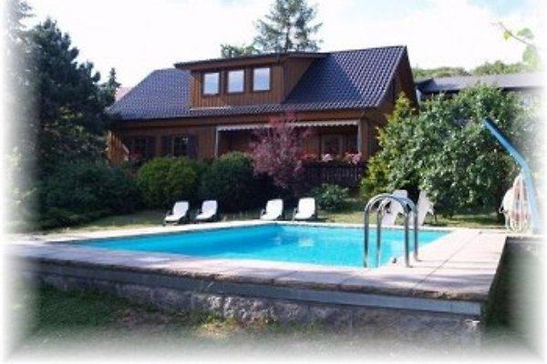 Ferienhaus mit Pool im Harz in Wernigerode - immagine 1
