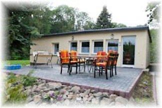 Ferienhaus mit Kamin u. Sauna