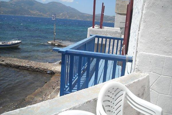 Maison de pêcheur PSARAS à Milos - Image 1