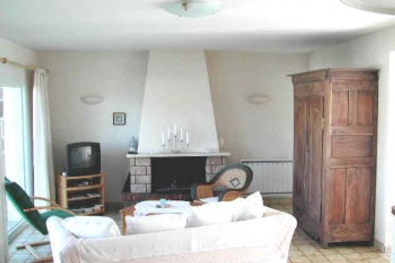 Wohnung mit Kamin