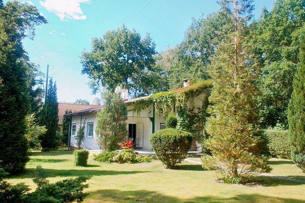 Ferienhaus mit Garage in Pobierowo - Bild 1