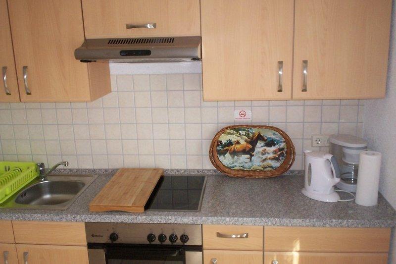 Einbauküche   Ferienhaus 1