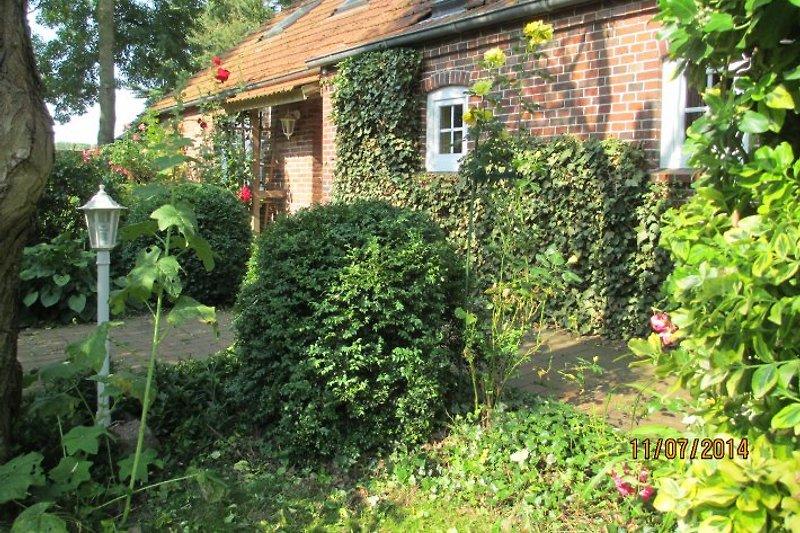 Haus außen