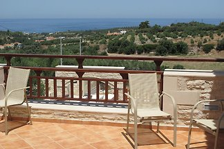 near Rethymnon with 4 bedrooms