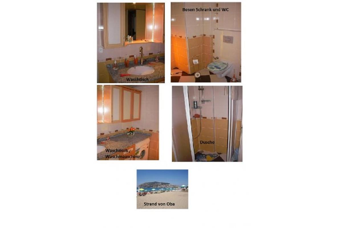 luxus ferienwohnung sunshine ferienwohnung in alanya mieten. Black Bedroom Furniture Sets. Home Design Ideas