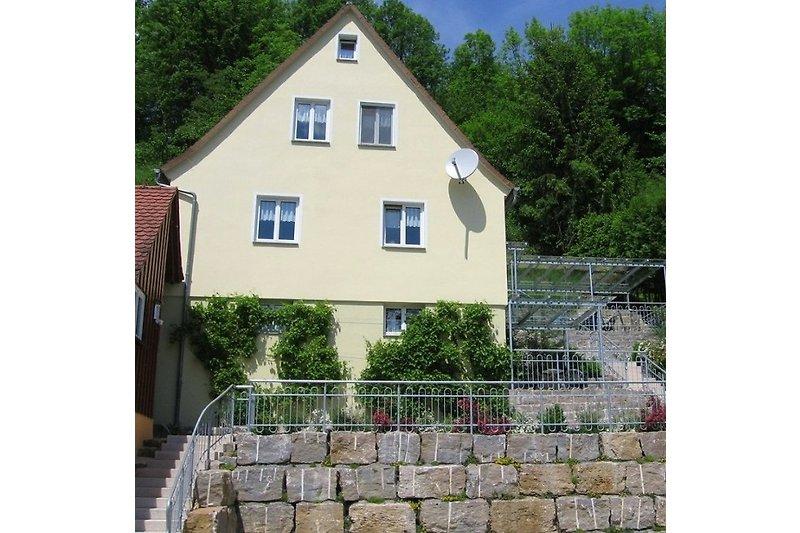 ferienhaus hohenlohe in schw bisch hall frau riedel. Black Bedroom Furniture Sets. Home Design Ideas