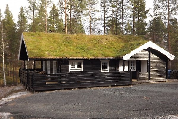 idre 8 pers. ferienhaus in Idre - Bild 1