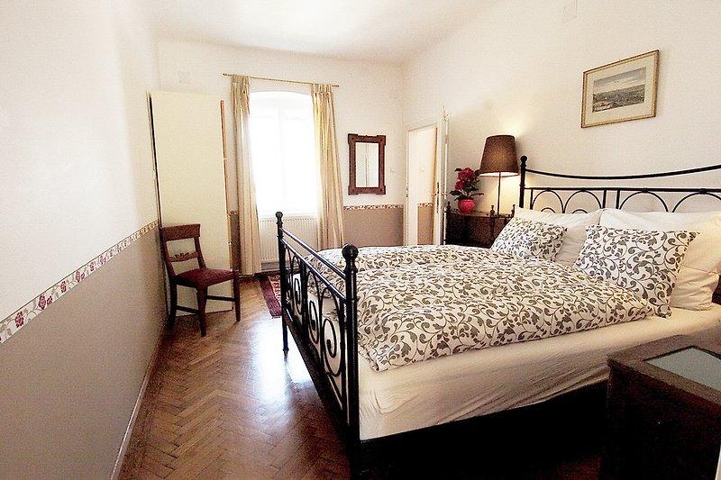 Apartment°3, Schlafzimmer