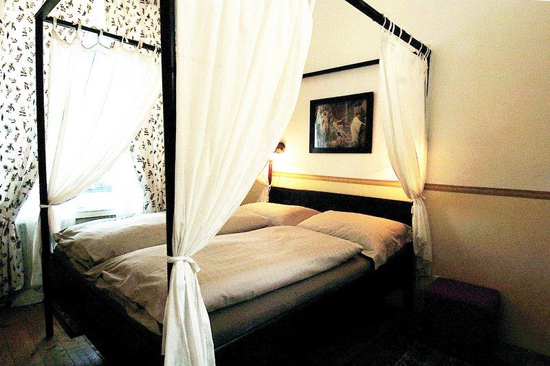 Apartment°2, Schlafzimmer