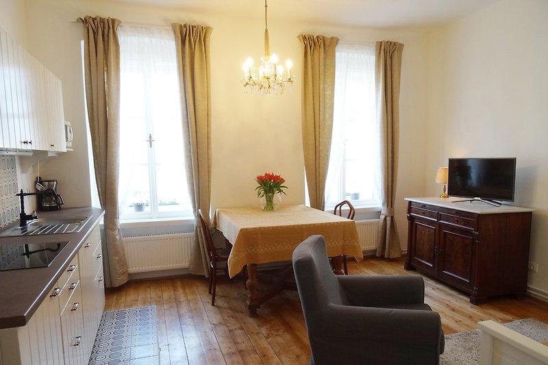 Apartment°4, Wohnküche