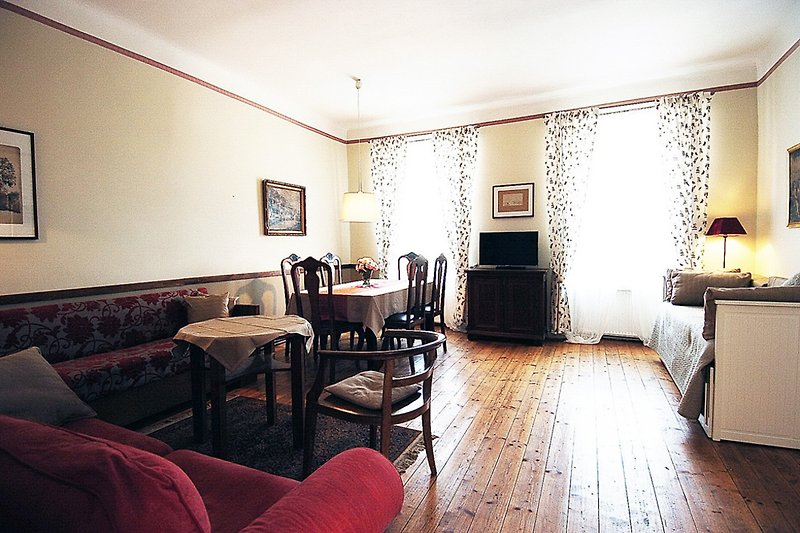 Apartment°2, Wohnzimmer