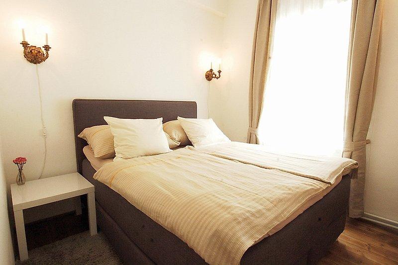 Apartment°4, Schlafzimmer
