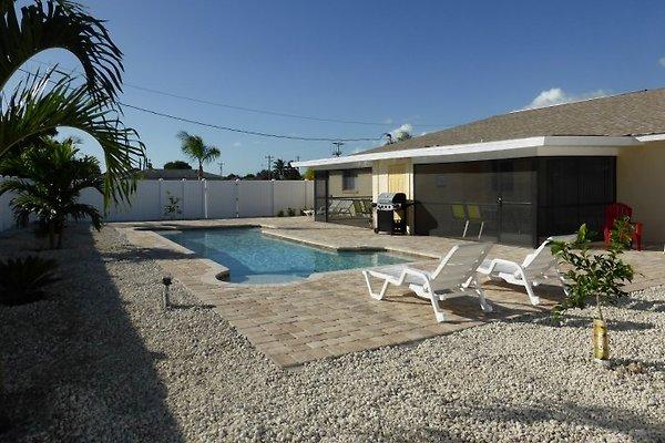Doppelhaus Sunny Splash en Cape Coral -  1