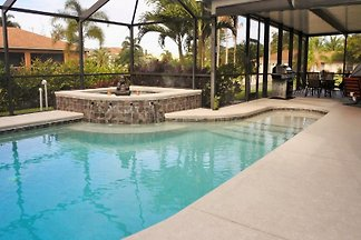 Villa American Eagle in Cape Coral