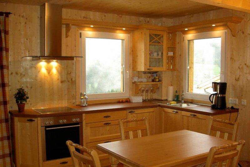Die Massivholzküche