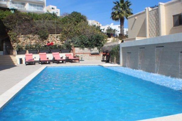 Villa avec piscine Ringway-Malte  à Mellieha - Image 1