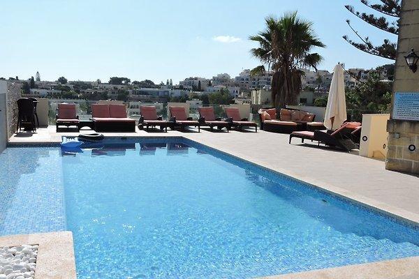 Villa & Apartments w.Pool-Malt in Mellieha - Bild 1