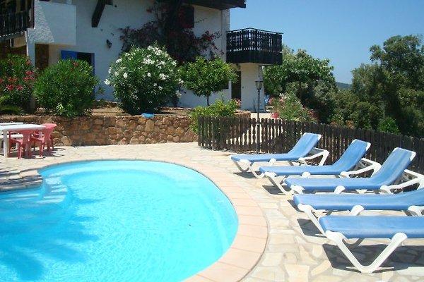 Maison de vacances  à Sainte Lucie de Porto Vecchio - Image 1